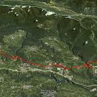 23 ottobre 2011 Cammino Jacopeo d'Anaunia - Da Vigo di Ton a San Romedio