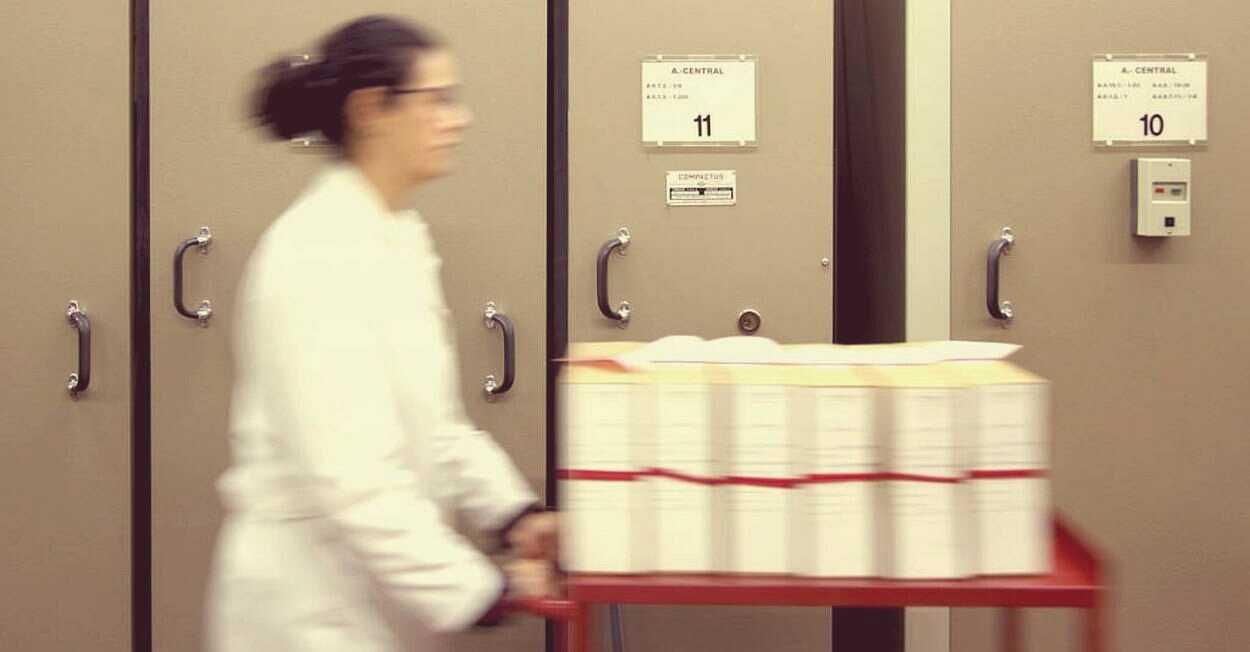 Los documentos son el cemento de nuestra genealogía. (Arxiu Diputació de València)