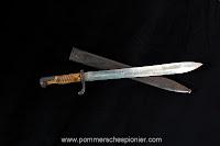 Bayonet S98/05 old pattern
