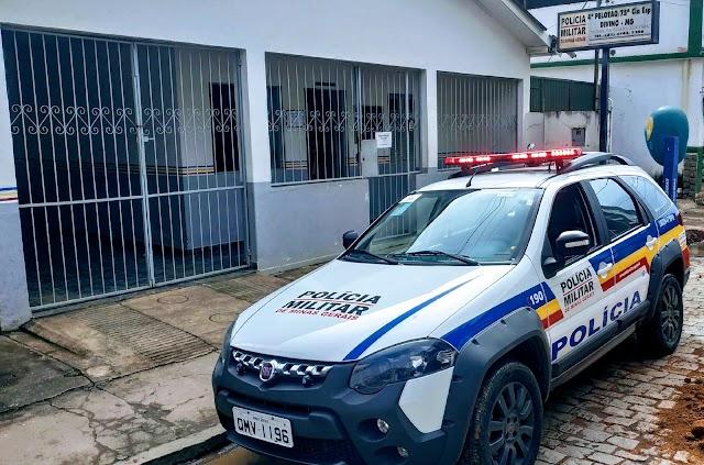 Após matar companheiro a facadas mulher é presa pela Polícia Militar em Divino