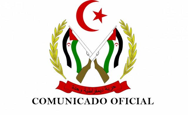Comunicado oficial del Frente Polisario sobre la situación de Sultana Jaya.