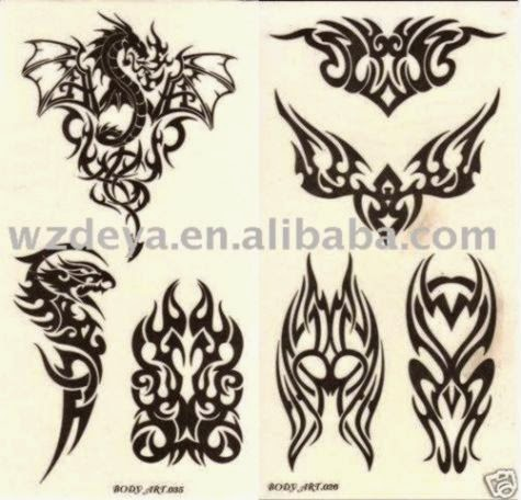 Body Tattoo Sticker   Buy Henna Tattoo StickersBody Tattoo