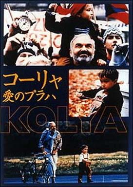 [MOVIES] コーリャ愛のプラハ / KOLYA/KOLJA (1996)