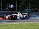 Sakon Yamamoto (JPN) Super Aguri F1 SA06