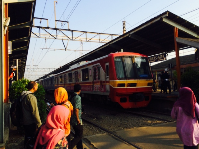 Commuterline, KRL, Jabodetabek