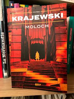 Moloch Marek Krajewski