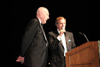 Ken Thompson, Classic Chevrolet and Scott Murray, GRACE Gala Emcee Photo by Nick Reyes