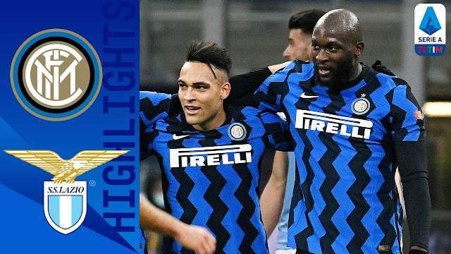 Lukaku, Martinez Hantar Inter ke Puncak Liga Itali.