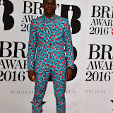 OIC - ENTSIMAGES.COM - Labrinth at the  The BRIT Awards 2016 (BRITs) in London 24th February 2016.  Raymond Weil's  Official Watch and  Timing Partner for the BRIT Awards. Photo Mobis Photos/OIC 0203 174 1069