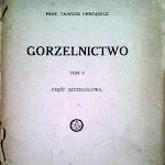 """Tadeusz Chrząszcz """"Gorzelnictwo"""", t. 2, Gebethner i Wolff, Poznań 1921.jpg"""