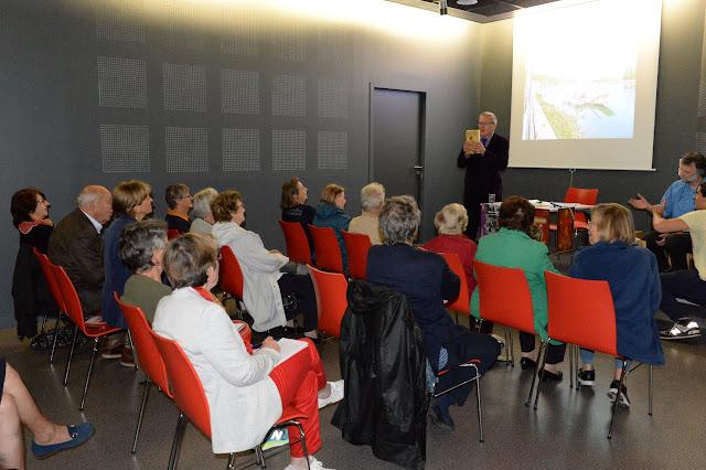 Médiathèque - Conférence Hector Malo