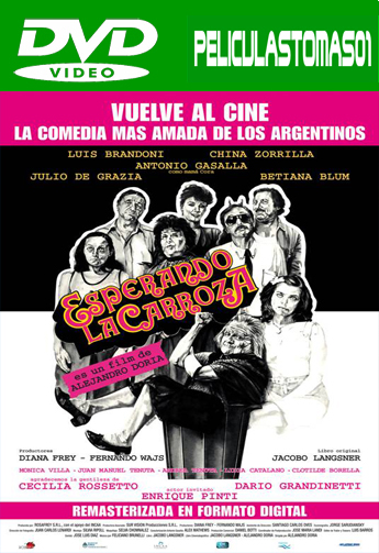 Esperando la carroza (1985) DVDRip