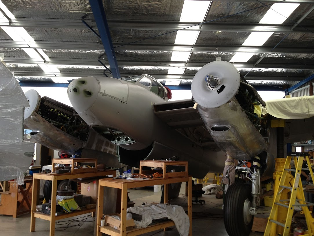 The ultimate barn find -20 unused Spitfires - General ...
