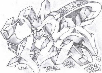 Drawing Is An Activity Of The Life A Professional Graffiti Artist Most Their Time Just To Make With Inspiration And Ise They Get