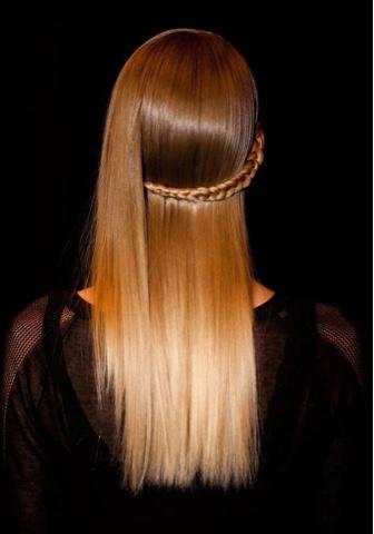 #cabelo #inspiração #hair #hairinspiration #tranças #mechastrançadas #braids