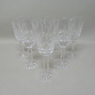 Waterford Sherry Glasses Set of 6