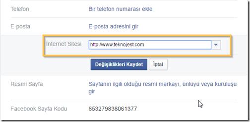 facebook-ekle