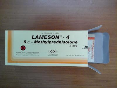 Lameson | Methylprednisolone