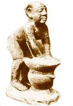 Ninkasi Sumarians Patron Goddess Image