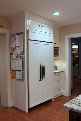 Kitchen Cabinet Desk Ideas
