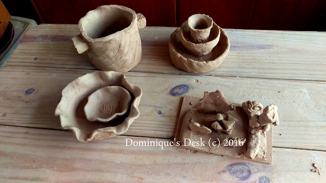 Pottery Made by others