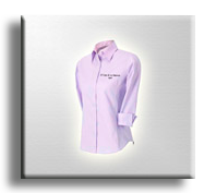 Camisas para mujer tipo oficina, con manga tres cuartos y entalle.