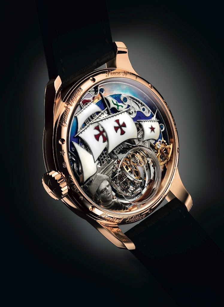 Zenith Academy Christophe Colomb Hurricane Grand Voyage 3