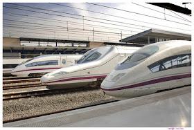 Alstom, Bombardier, CAF, Siemens y Talgo ofertan para el suministro de trenes de alta velocidad