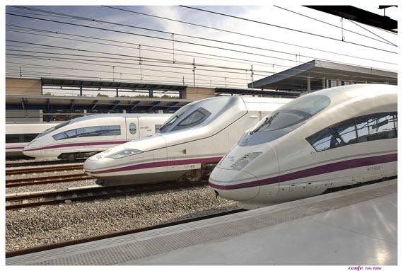 Récord de viajeros en el mes de julio en trenes AVE y Larga Distancia