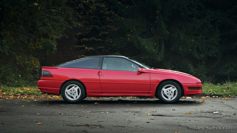 1990 Ford Probe Hatchback Specifications, Pictures, Prices
