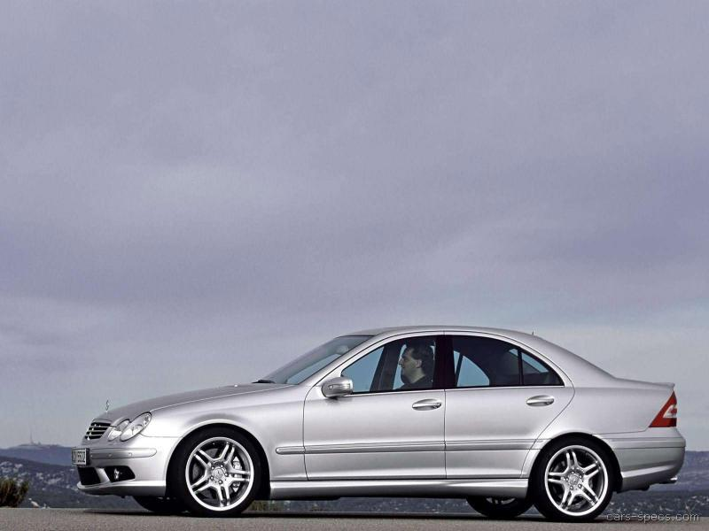 2005 mercedes benz c class c55 amg specifications for 2005 mercedes benz c class