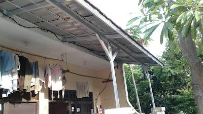 Perbaikan Atap Rumah Yang Bocor
