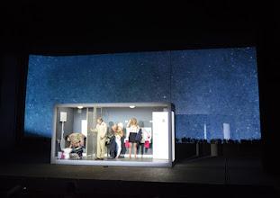 Photo: Wien/ AKADEMIETHEATER: BELLA FIGURA von Yasmin Reza. Inszenierung: Dieter Giesing. Premiere: 3. 4,2016. Caroline Peters, Joachim Meyerhoff, Sylvie Rohrer. Copyright: Barbara Zeininger