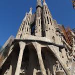 Sagrada Família - Barcelone (Espagne)