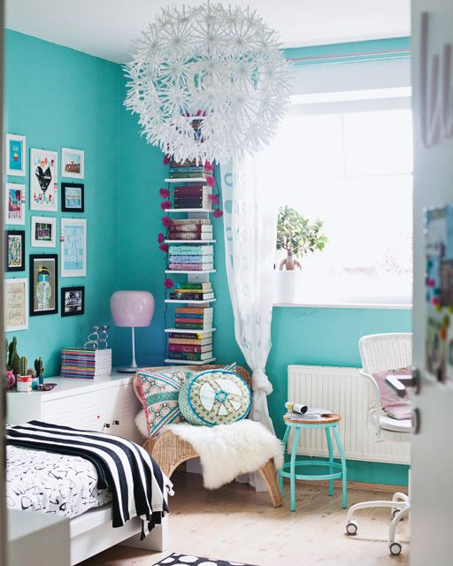 IDEAS DECORATION BEDROOM  FOR GIRL IN 2018 4