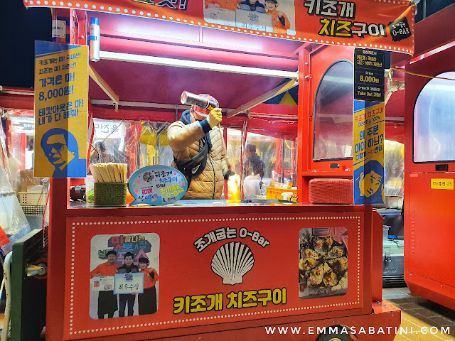 Things to Eat in Daegu