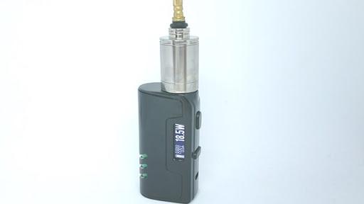 DSC 6602 thumb%255B7%255D - 【MOD】「VapeCige SD Nano - Evolv DNA60」(ベイプシージSDナノ)BOX MODレビュー。DNA60チップセット搭載のハイエンド小型モデル!【ハイエンド/DNA/MOD/電子タバコ/VAPE】