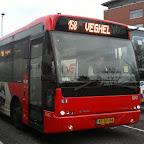 VDL ambassador met lijn nummer 158 naar Veghel