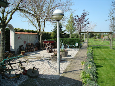 Kapelstraat in Elshout