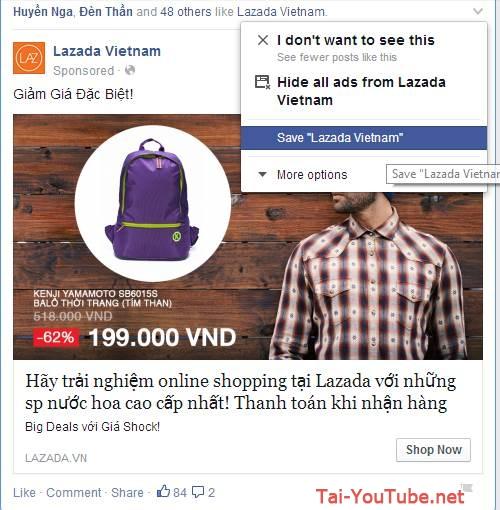 Cách lưu nội dung Facebook để đọc sau với Facebook Save - Hình demo 3