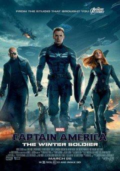 Chiến Binh Mùa Đông - Captain America 2: The Winter Soldier 2014