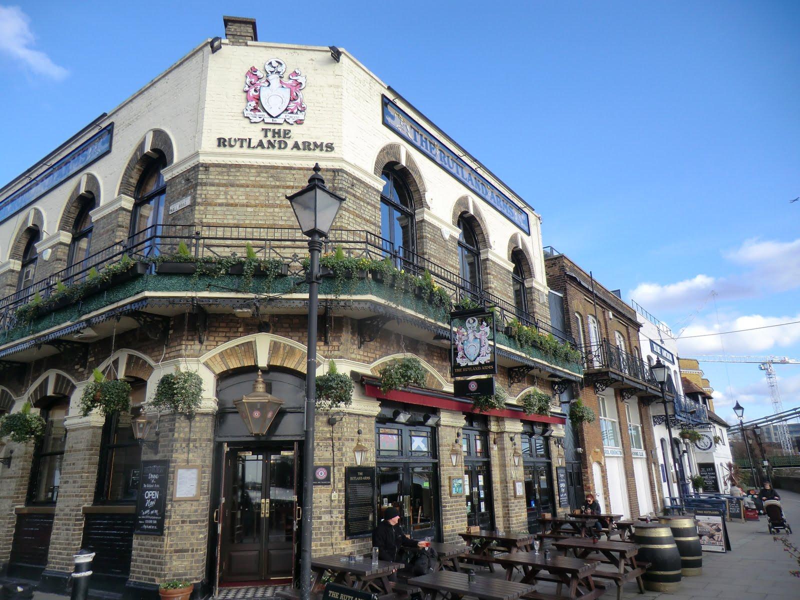 CIMG2563 Rutland Arms, Hammersmith