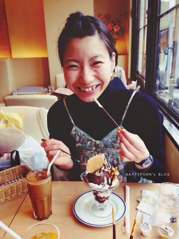 ทริปเยี่ยมญาติ Japan 2014 Dating with Ayari and Haruka อายาริ กับ ฮารุกะ