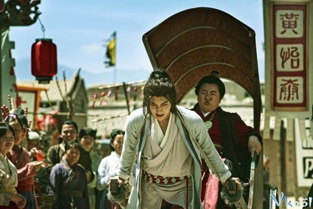 Xem Phim Đại Thoại Tây Du - Yêu Em Vạn Năm - A Chinese Odyssey: Love Of Eternity - phimtm.com - Ảnh 1