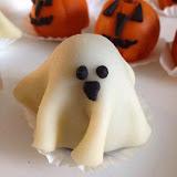 5. kép: Boldizsár Cukrászda - Tesco - Halloween tök és szellem