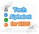 New version of enghish alphabet by transforming technologically---www.InfoExpo.in