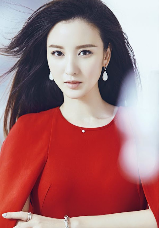 Alina Zhang Meng China Actor