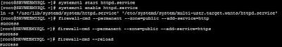 Instalar Apache para montar servidor Web con Linux CentOS 7