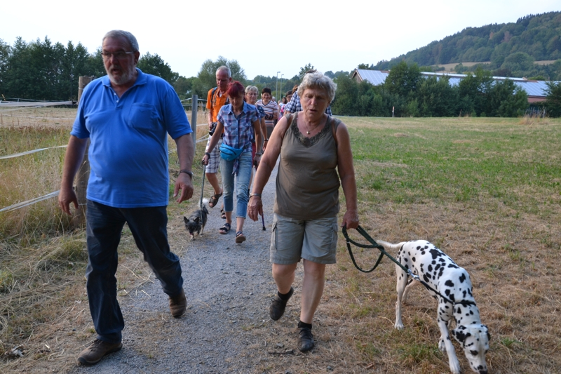 On Tour in Goldkronach: 11. August 2015 - DSC_0458.JPG