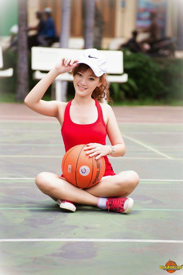 """Miss Bóng Rổ 2013 lộ diện 7 gương mặt """"thiên thần"""" 12"""